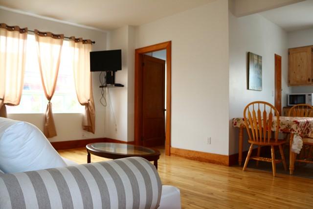 Living room apt. #10